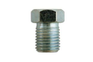 Connect 31188 Short Male Brake Nut 3/8 UNF x 24tpi Pk 50